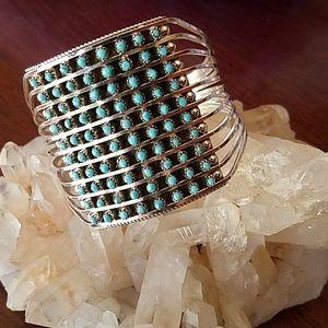 Jewelry - Handmade Zuni Stunning Cuff